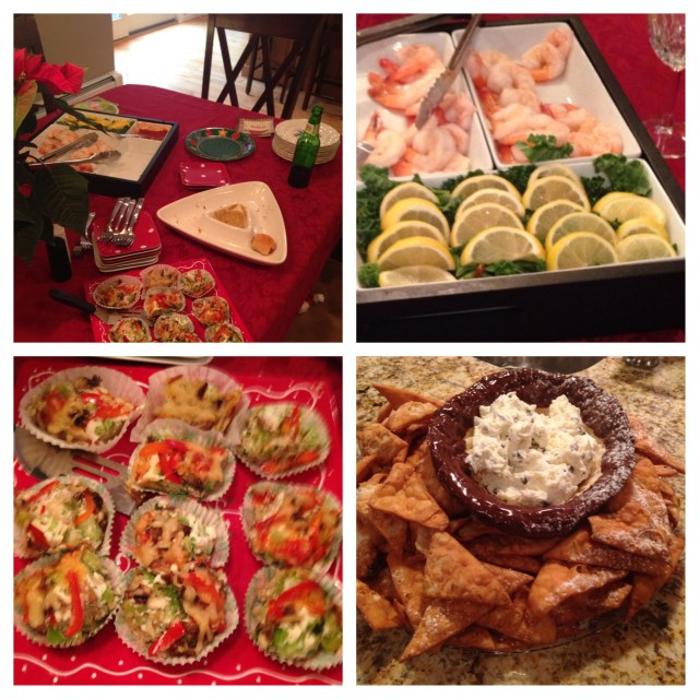 If only I took a pictures of all the food! Those canoli nachos though - incredible!