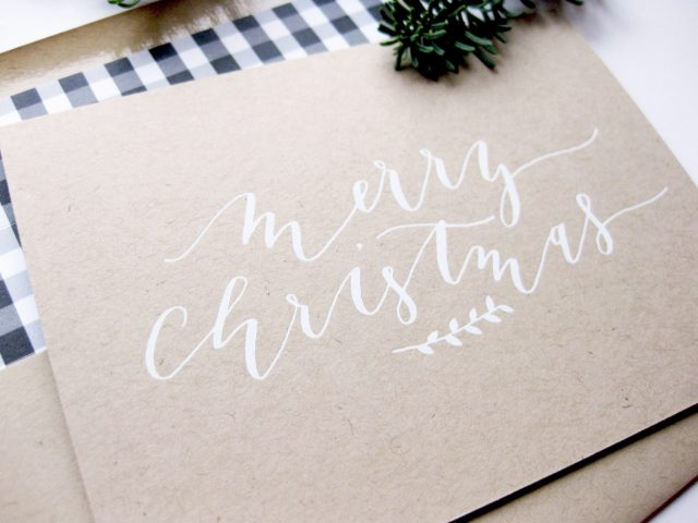 lahappy-calligraphy-kraft-paper-christmas-card-3