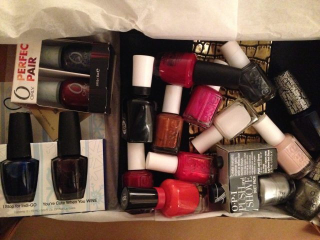 I got so many new polishes for Christmas, I cannot wait to try out every single one!