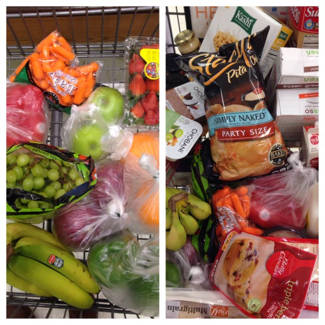 Get back to the healthy carts!
