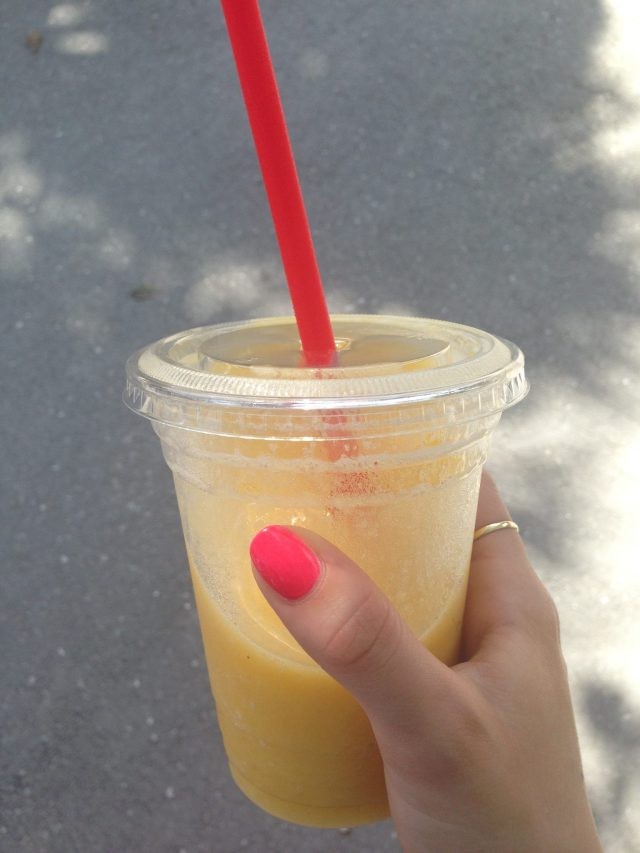 I can't wait for smoothie weather to return! :)