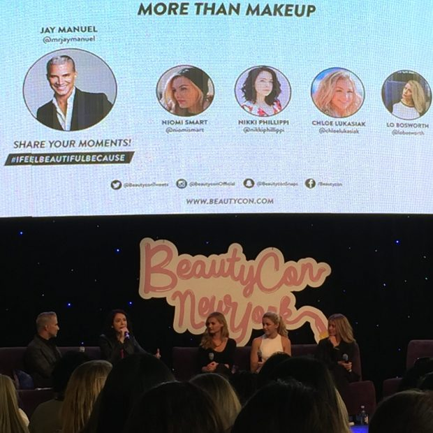 Great panel! So interesting to hear from Jay Manuel + Lo Bosworth