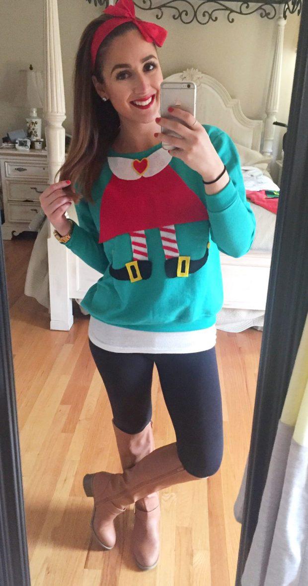 Sweatshirt: Walmart