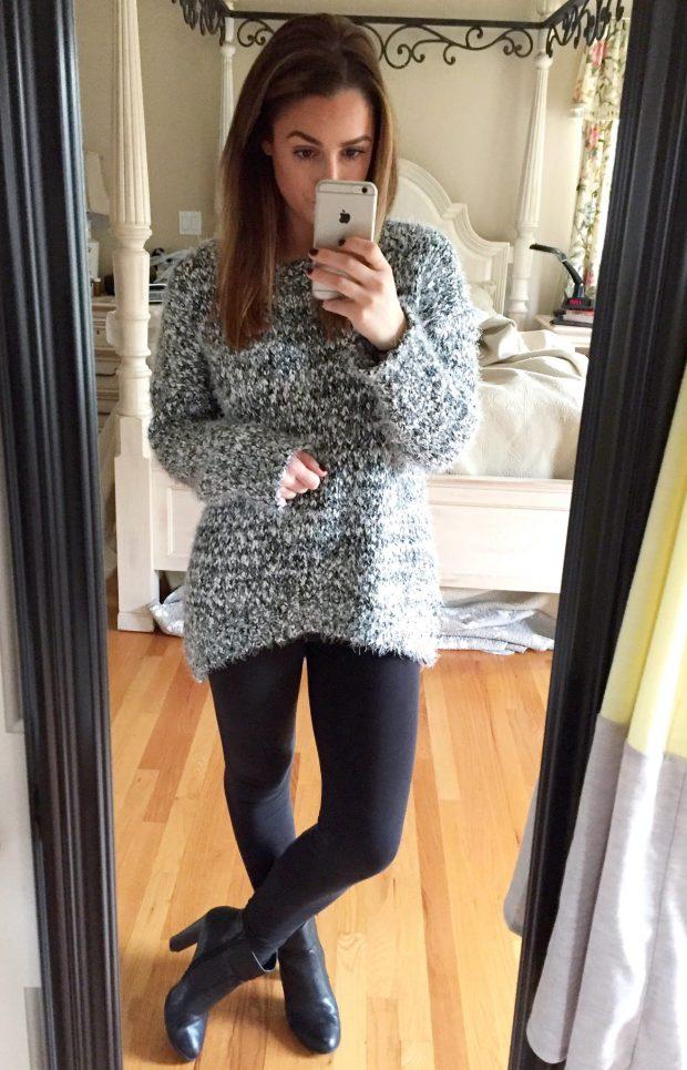 Sweater: Marshalls //