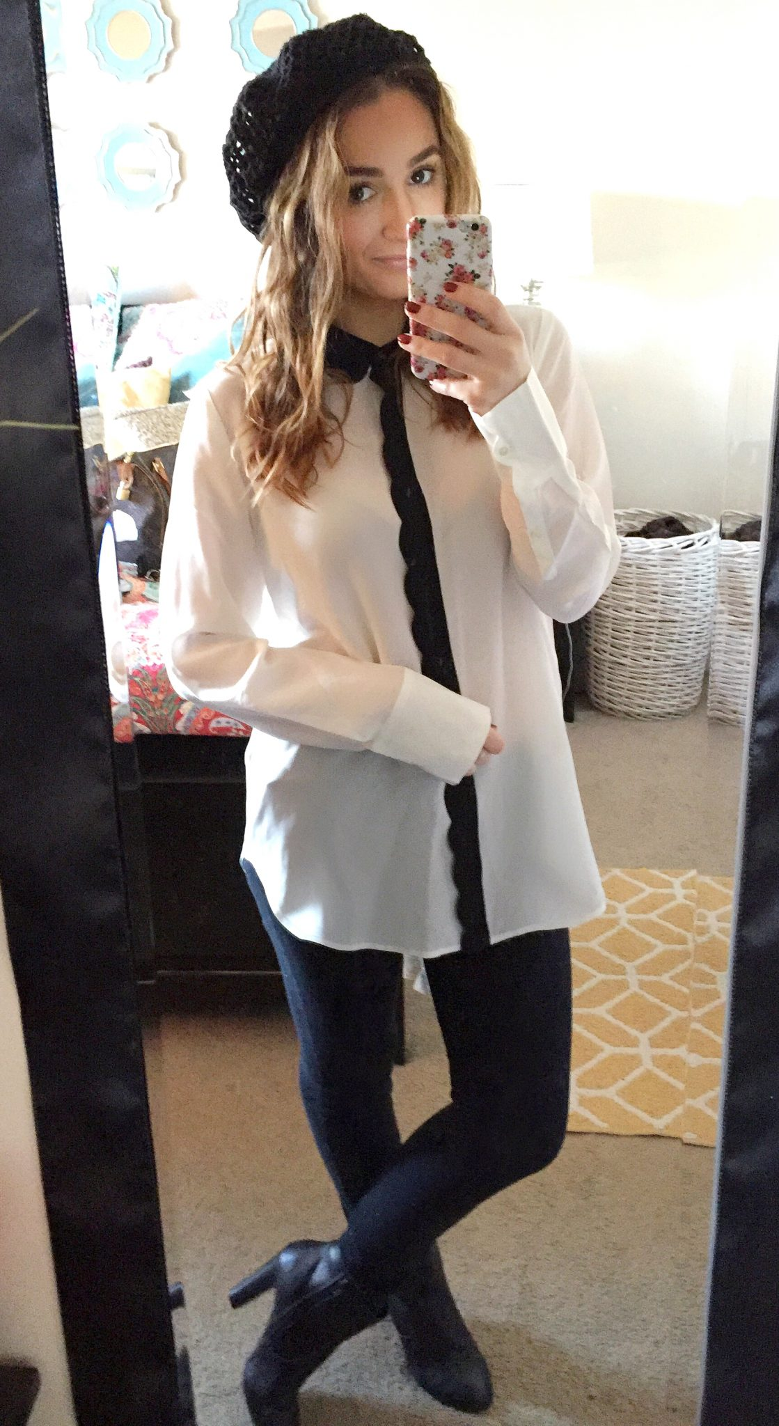 I let my boyfriend dress me - monday
