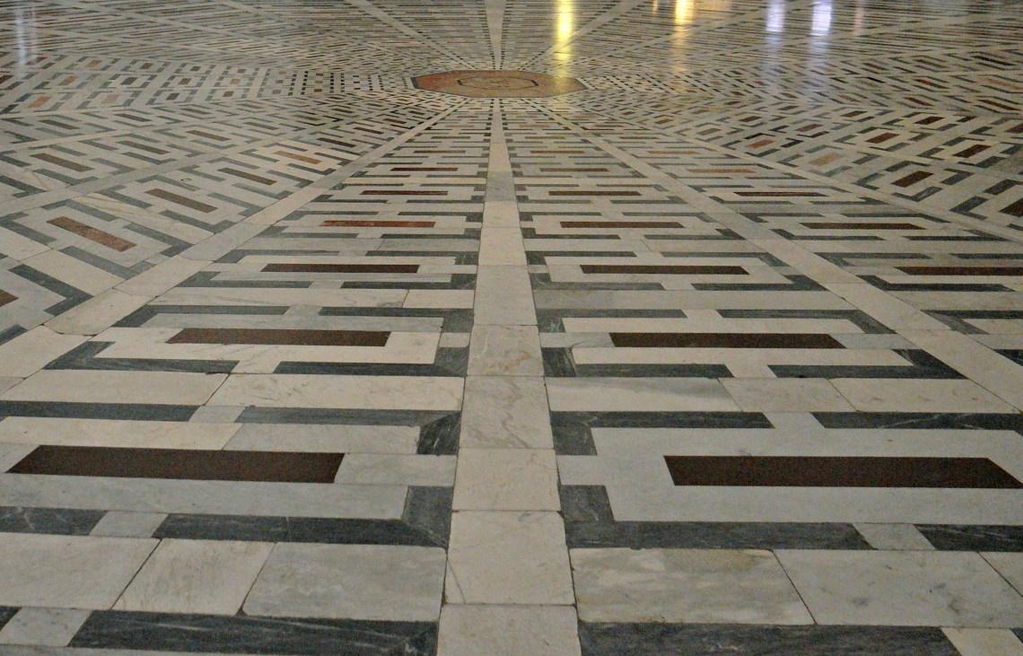 duomo floor