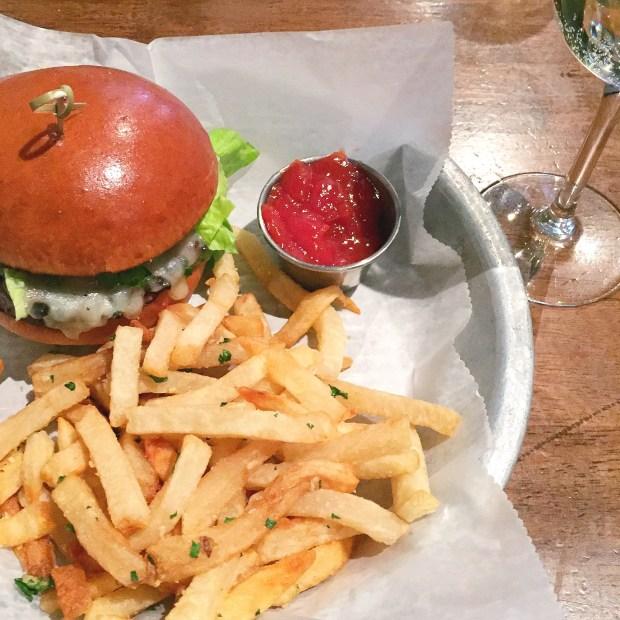burger the liberty