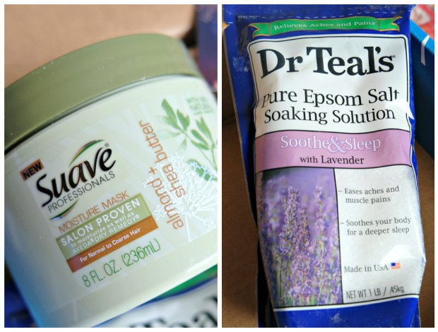 Treat your hair to a replenishing mask + then hop in the tub! These products were both sent to me to try + I *thoroughly* enjoyed using both. Though individually great, when used together you hit a serious point of relaxation!