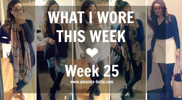 WIWTW week 25