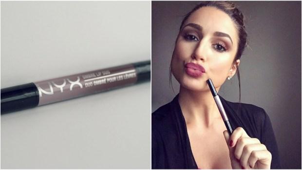 NYX lip Duo 2
