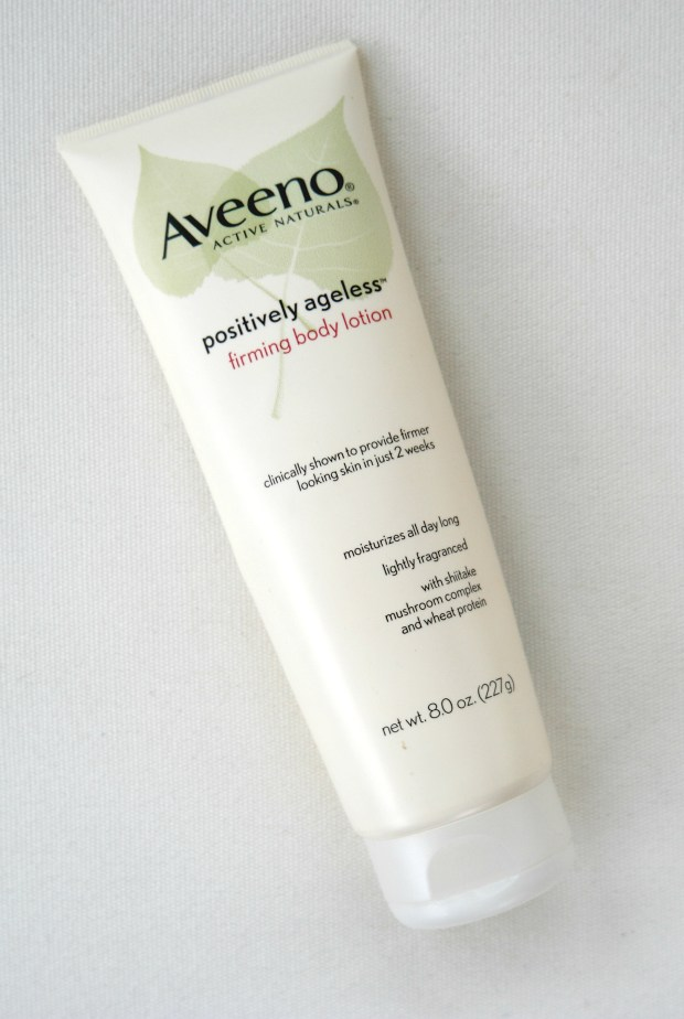 aveeno positively ageless firming