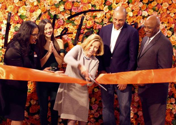 ribbon cutting lord and taylor