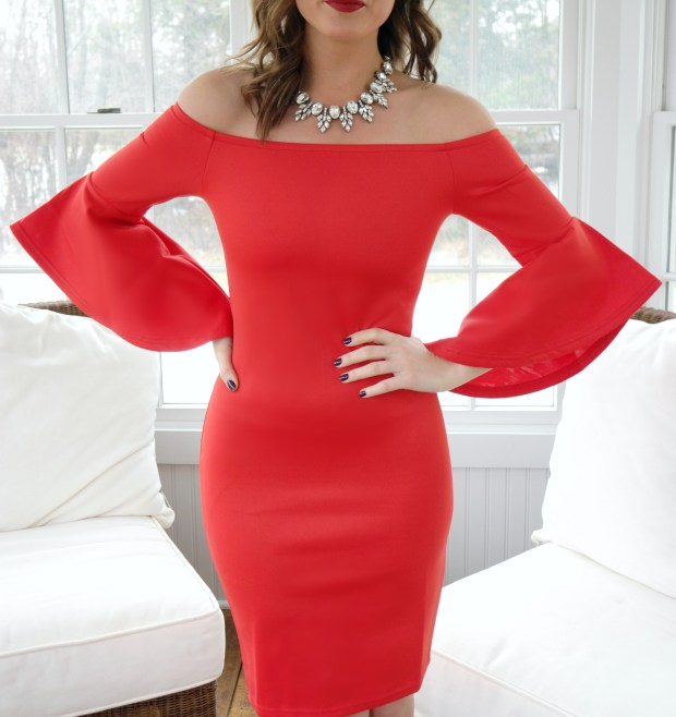 she in dress