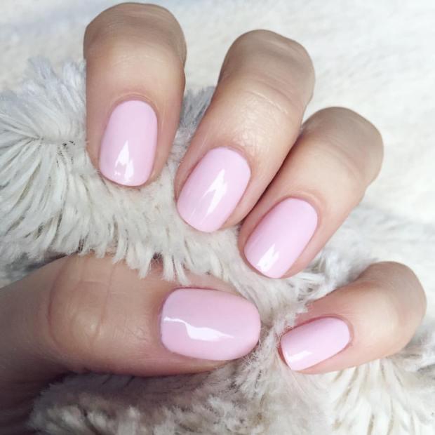 natural nail care routine