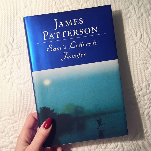 james patterson sam's letters to jennifer