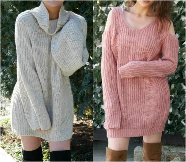 shein-sweater-dresses