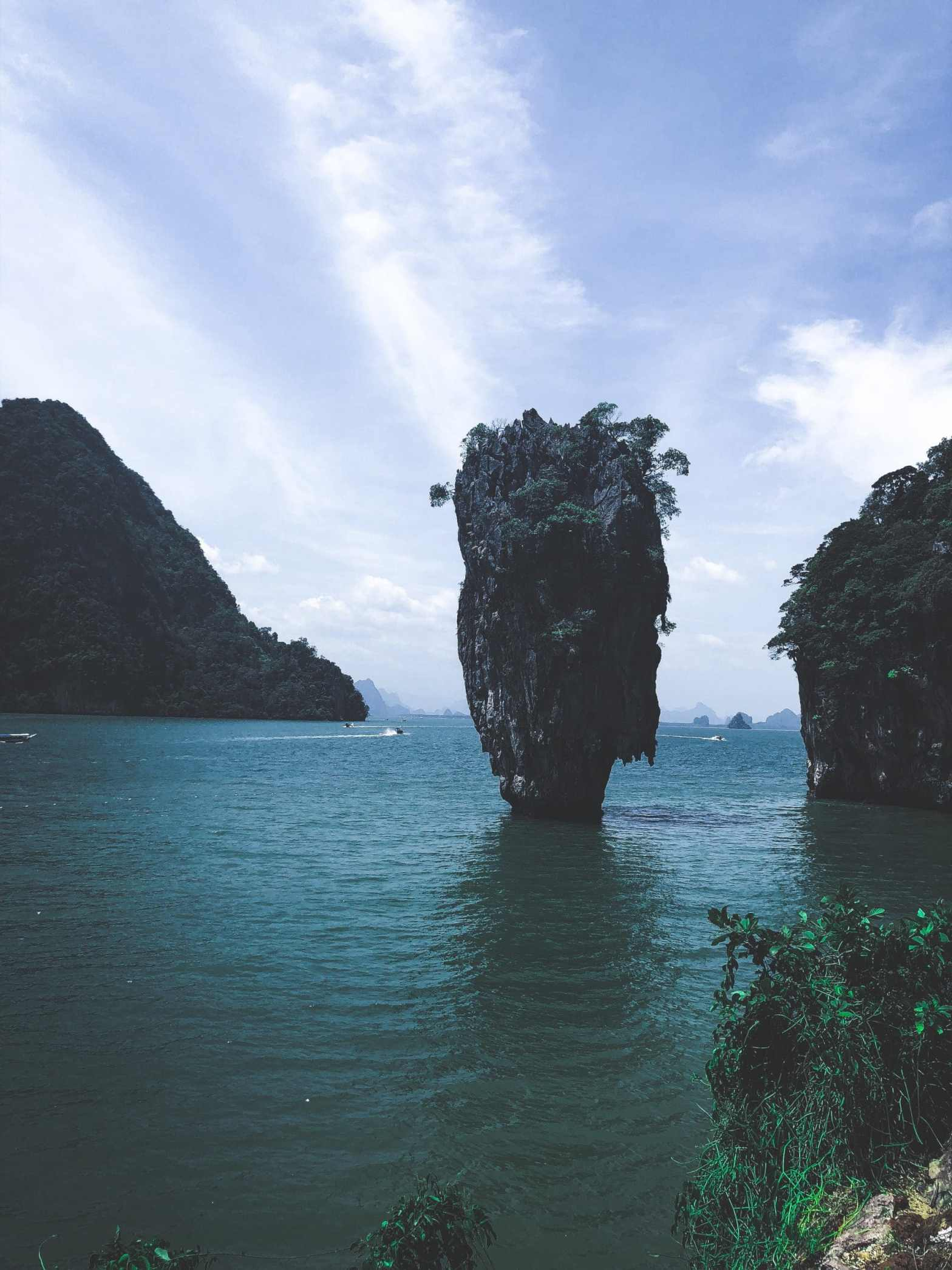 James Bond Island portrait