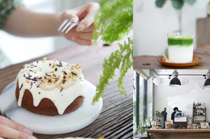 讓人一吃上癮的誘人戚風蛋糕『Meller 墨樂咖啡』質感安平咖啡館推薦。台南下午茶|台南安平區