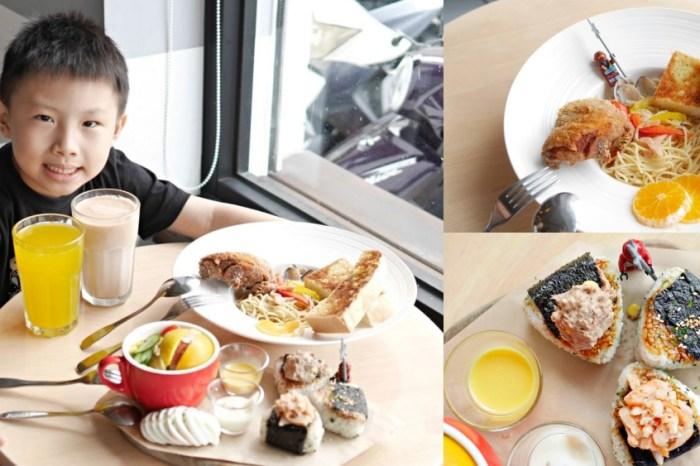 大份量澎湃早午餐『6吋盤早午餐』就是要妳飽飽的!台南永康區 台南早午餐 開元路 台南美食