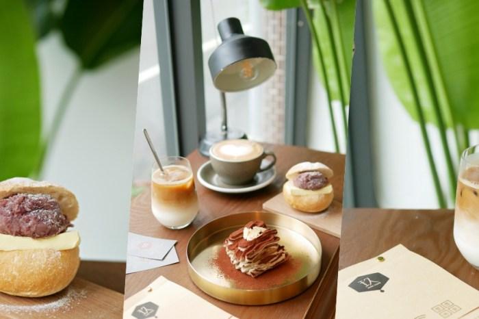 質感爆棚文青咖啡廳『玖CAFÉ 貳號店』嘉義高人氣精品咖啡在台南插旗設點啦!台南美食|台南寵物友善
