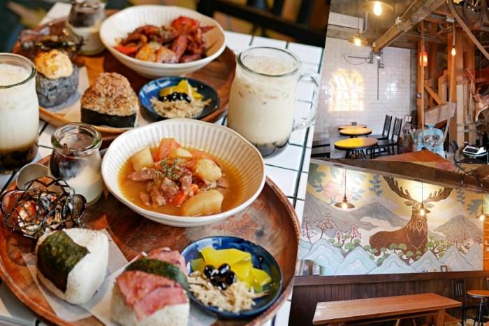 60年老穀倉化身文青早午餐『麋谷 Migu village』創意飯糰套餐吃起來!恆春早午餐|恆春下午茶
