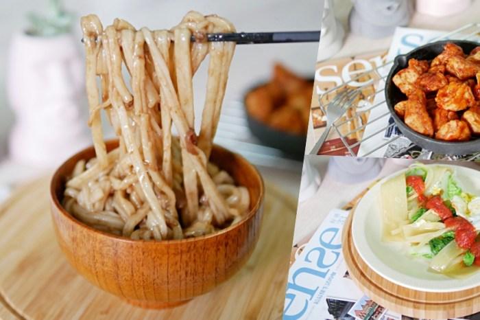 在家重溫韓式料理好味道『韓馨巧烤冷麵』比臉大麵皮特色美食推薦!宅配美食|雲林美食