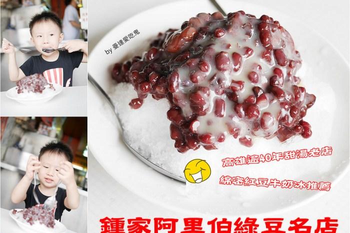 高雄美食『高雄綠豆湯大王』在地40年的好味道,綿密細緻人氣甜湯老店!高雄前金區|高雄冰品|高雄甜湯