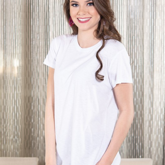 Luxe T-Shirt - White