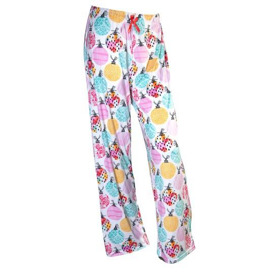 Pajama Pants - Ornaments