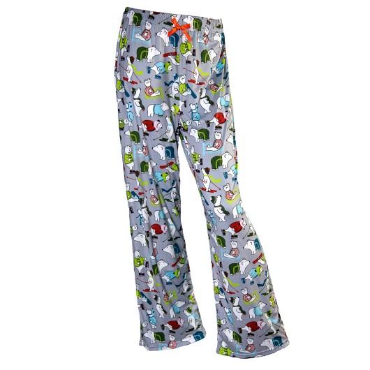 Pajama Pants - Snow Fun Polar Bears