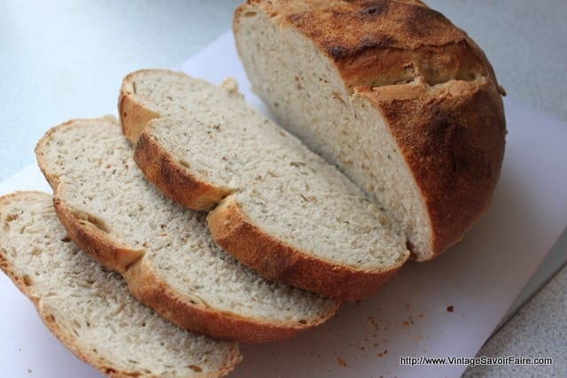 Artisan Herb Bread