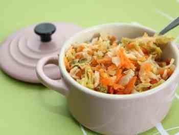 amandacook.me Improve your digestive system with super veg! kimchi