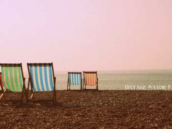 Beach Chairs in Brighton