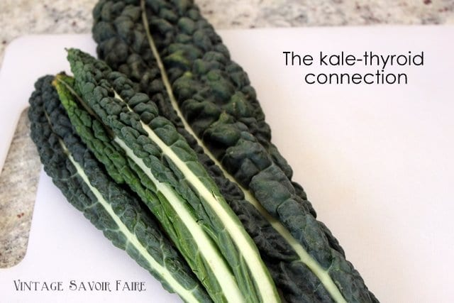 Is kale good for thyroid