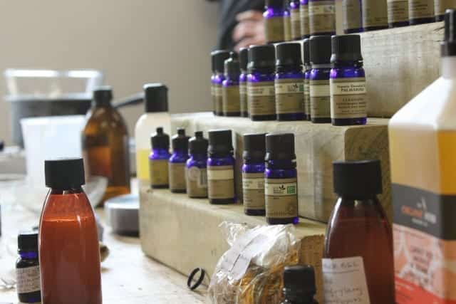 Essential Oils for our Natural Beauty Products