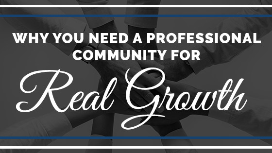 growing my professional network