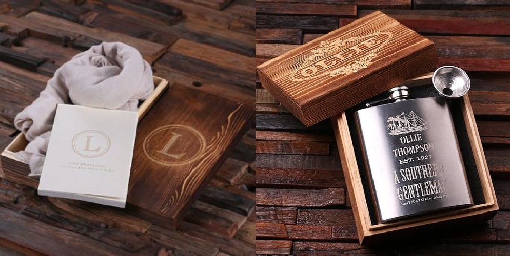 Thoughtful Personalized Gifts For Your Wedding Party