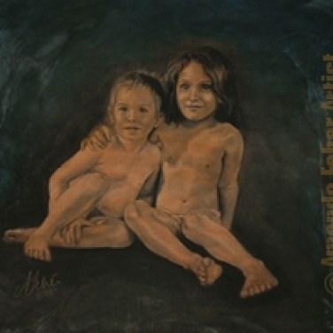 amanda_feher_painting_figurative_charcoal_jessie&codie_Image1