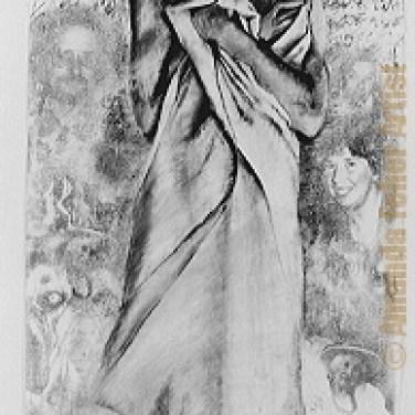 amanda_feher_painting_figurative_charcoal_seeing_through_my_eyes