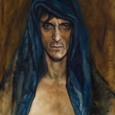 amanda_feher_painting_figurative_oils_My_Fortress_My_Fear