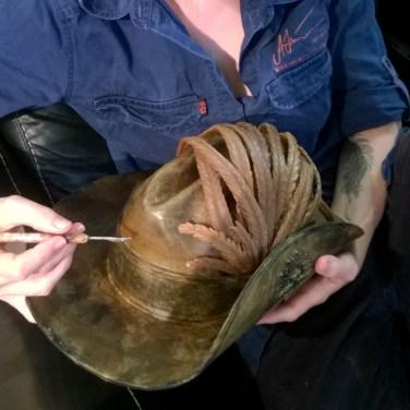 Amanda_Feher_Light_Horseman's_hat_Bronze