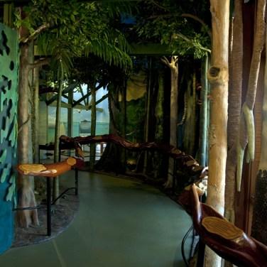amanda_feher_sculpture_public_art_bronze_ Inside Carwell Reef and Rain Centre