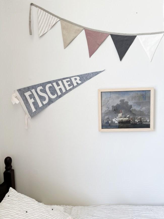 Fischers Zimmer    Amanda Fontenot-Blog