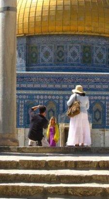 me in jerusalem 2011