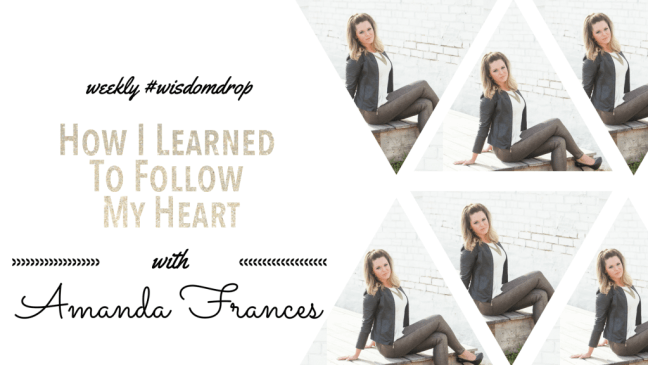 How I Learned to Follow My Heart-1
