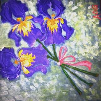 Beulah's Irises