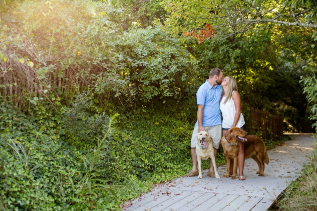 virginia-beach-engagement-with-dogs-5