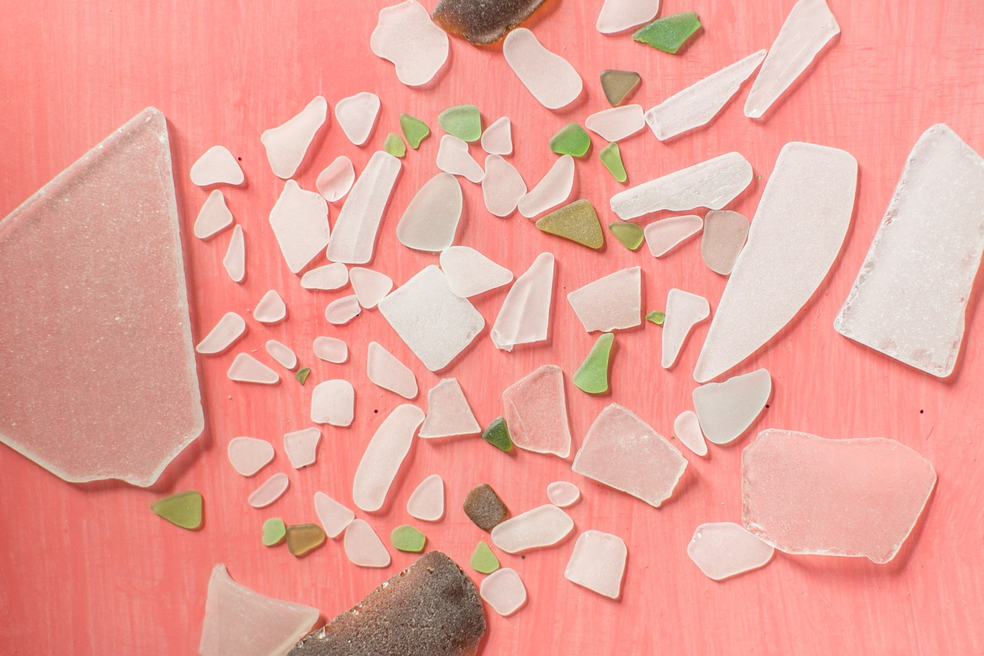 a7d7a62f9d Lessons From Sea Glass | Saltwater + Grace
