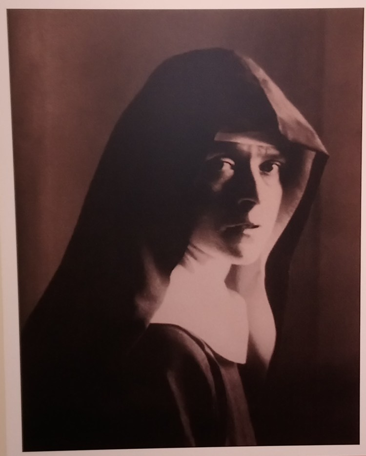 Sister Werberg, from the exhibition 'Hand in Hand' at Ushaw