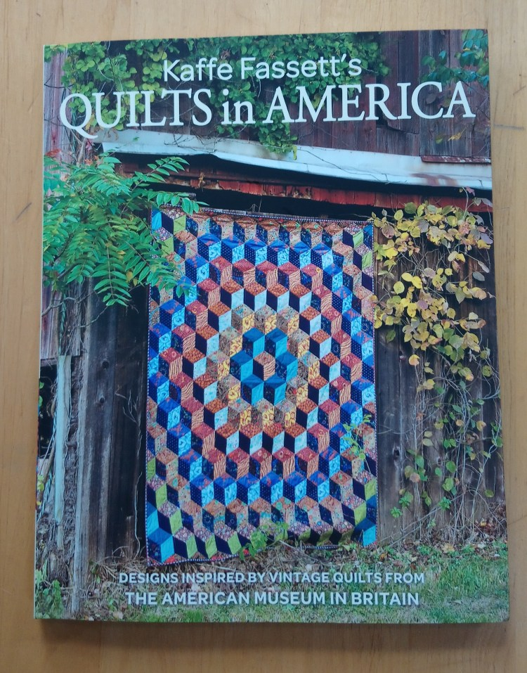 Kaffe Fassett's Quilts in America, published by The Taunton Press